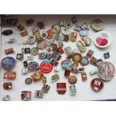 Для продажи жетонов, медальёнов, значков